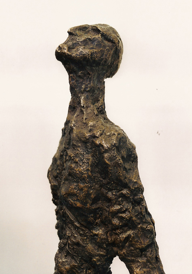 Bronze Adam