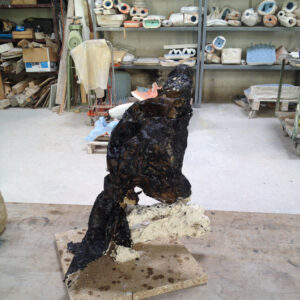 Modell zur Bronze
